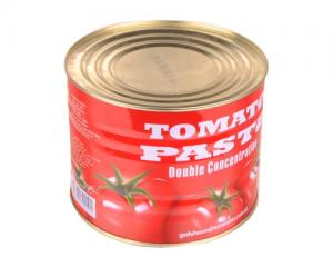 China Canned tomato paste/ tomato sauce/ tomato ketchup 70g  on sale