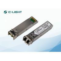 2.5G SFP Optical Fiber Transceiver Single Mode 1310nm 4km Duplex LC