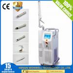Factory directly fractional co2 laser wart removal machine with ance treatment