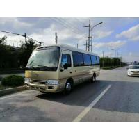 Japan original left hand drive used Luxury Tour 30 seata Coach Bus toyota coaster bus for sale