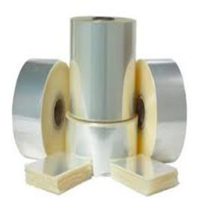 China Plain BOPET Film 12microns for printing&laminating on sale