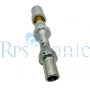 China Waterproof Ultrasonic Welding Tool   Customized  Ultrasonic Welding Booster on sale