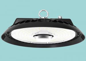 China Induction SMD 3030 Chips UFO 150w high bay led lighting AC90-305V / 249-548V Input Voltage on sale