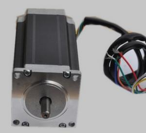 Nema 23 and 57BYGH 8 Wire Stepper Motor, 3A 48 volt and 4 Phase Integrated stepping motors with 9kg.cm Holding Torque