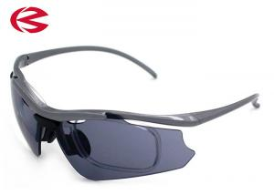 China Ultra - Light Men / Women Prescription Sports Sunglasses With RX Insert on sale