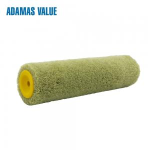 China Pretty Performance Paint Roller Brush Good Roller Balance Acrylic With Green on sale