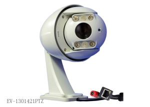 China POE Wifi CCTV Camera PTZ IP IR Distance 50M TCP / IP  SDHC Card on sale