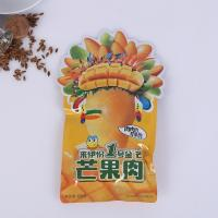 China Aluminum Foil Custom Printed Snack Bags , Water Bottle Shaped Zip Lock Pouch Bags on sale