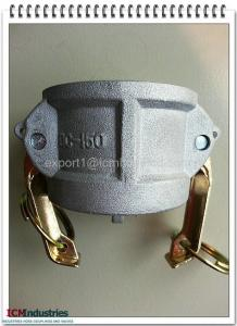 China hot sale high quality low price Aluminium camlock quick coupling type DC on sale