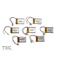 Polymer Lithium Ion Batteries LP052030 3.7V 260mAh for Toy