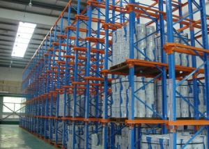 China China Manufacturer Warehosue Rack Use Pallet Storage Drive in Racking on sale