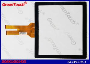 China Medical LCD Monitor Multi Touch Capacitive Touch Screen15 Inch , RoHS on sale