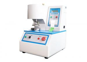 China Electronic Bust Tester paper test equipment, paper paerboard burst tester on sale