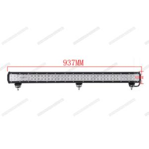 China Waterproof LED Light Bar Double Row , 10 - 30V Off Road LED Work Light Bar on sale