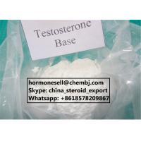 Original Hormone Steroid Testosterone Base For Bodybuilding