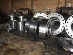 254SMO Duplex Stainless Steel Flanges SO RF FF RTJ Slip On Welding Flange