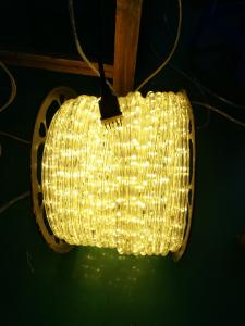 China led flexible rope light on sale