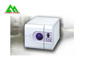 China Small Pre Vacuum Dental Autoclave Instrument / Dental Steam Sterilizer on sale