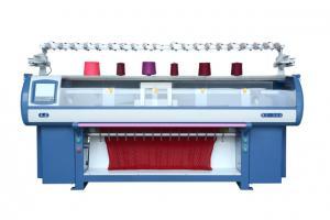 China Trois systèmes ont informatisé la machine à tricoter d'appartement on sale