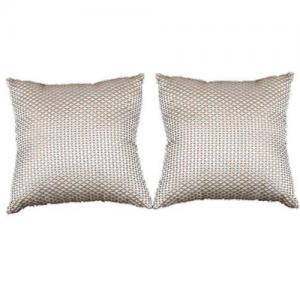 China Ice-silk throw pillow on sale