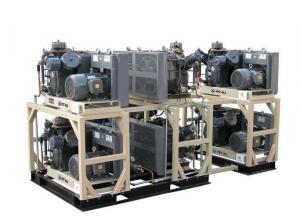 China High pressure three stage air compressors for PET bottles, PET compressor 40bar on sale