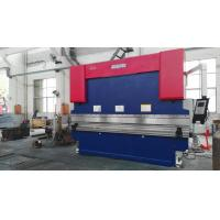 Carbon Sheet CNC Hydraulic Press Brake 250KN Load Plate Bending Hand Press Brake