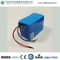 China Electric Vehicle Battery Pack Electric Motorcycle Battery 48V 30Ah  With BMS 9.5Kg on sale