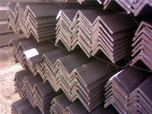 China Hot Rollled Special Steel Pipe Angle Bar Angle Iron 20x20mm-200x200mm Dimensions on sale
