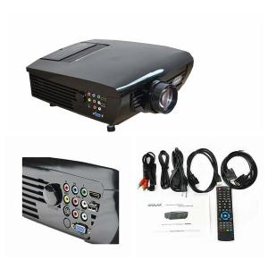 China DG-747 HD ready home theater Video game DVD movie LED projector for education and business on sale