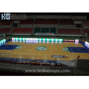 China 7500nit Brightness Stadium LED Display Rental With 2 Years Warranty on sale