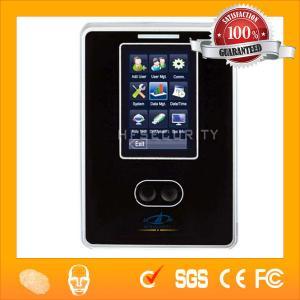 China Elegant Ergonomic Design Face Biometric Punch Card Attendance Machine (HF-FR503) on sale