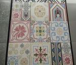 Decorative Polished Glazed Interior Tiles / Porcelain Wall Tiles