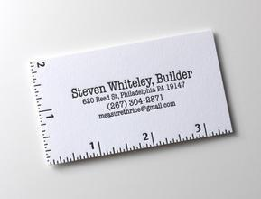China business card on sale