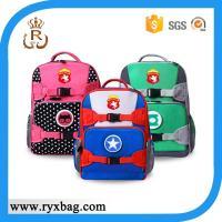 Flash LED schoolbag / super hero series with pencil case