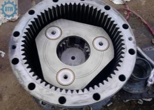 China Kawasaki M5X130CHB Motor Speed Reducer Swing Motor For Doosan Solar 290LC-V excavator on sale