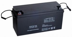 China ABS or PP resin starting system 150ah 12v Sealed Lead Acid Batteries, Storage battery on sale