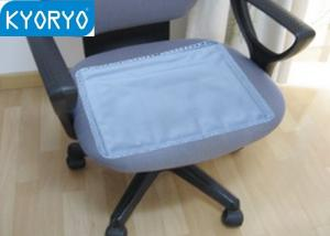 China Sofa and Car Seat Size Cooling Gel Cushion with Macromolecule Gel on sale