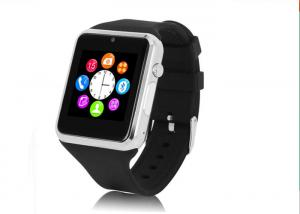 China 1.54 Inch 240 * 240 Display Bluetooth Smart Wrist Watch WS79 For IPhone IOS Android on sale