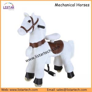 China Horseback Ride On Toy Ponycycle for Kids and Adults, Kids Horse Riding Toys in Rocking on sale