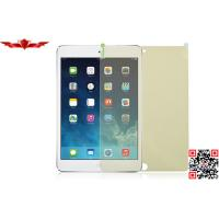 China New Arrival 100% Qualify Brand New Crystal Deluxe Screen Protector For Ipad Air True Color on sale