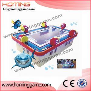China 2017 usa real ocean fishing game machine/kids use the rod to go fishing game machine(hui@hominggame.com) on sale