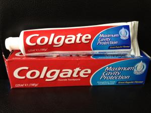 Colgate White Color Teeth Whitening Toothpaste 50ml 125ml