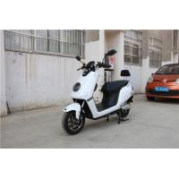 48V 20AH 1200W Street Legal Electric Road Scooter 350 - 500 Charging Cycles Battery Life