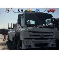 Sinotruk right hand rotator heavy duty 20ton wrecker tow truck