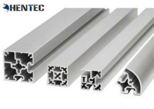 China 6005 Anodized Aluminium Extruded Profiles , Assembly Line Extruded Aluminum Profiles on sale