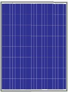 China Poly Solar Panel (165W-200W) on sale