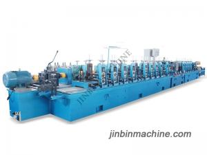 China High performence Metal stainless steel chinese welding pipe making machine on sale