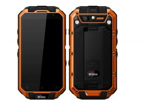 China Orange Wildox Dual Sim Waterproof Smartphone IP68 Waterproof Dustproof Quad Core on sale