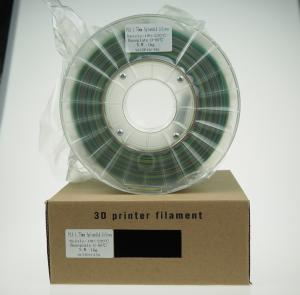 China 2016 newest 3D printer filament 1.75mm 2.85mm 3mm ABS PLA on sale