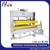 NaiGu semi automatic mattress compression vacuum packing machine 01M